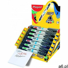 Długopis MAPED Twin Tip - Basic 229136, 229136 - ogłoszenia A6.pl