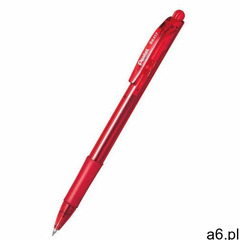 Długopis automatyczny WOW BK417 czerwony, DLP.065 - ogłoszenia A6.pl