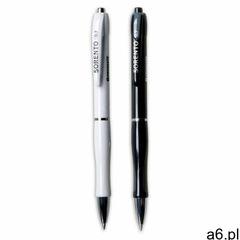 Długopis PENMATE SORENTO BLACK&WHITE 0.7 wkład nie TT7164, TT7164 - ogłoszenia A6.pl