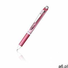 Pióro żelowe PENTE BL77 czarny różowa obudowa - ogłoszenia A6.pl