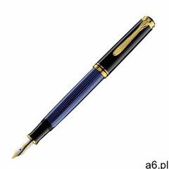 pióro wieczne souveraen m 600 niebiesko-czarne marki Pelikan - ogłoszenia A6.pl