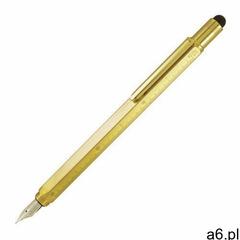 one touch tool solid brass pióro wieczne rysik marki Monteverde - ogłoszenia A6.pl
