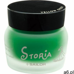 Sailor Atrament Pigment STORiA Clown Żółty / Zielony - ogłoszenia A6.pl