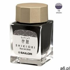 Sailor atrament shikiori chushu szarofioletowy 20ml - ogłoszenia A6.pl