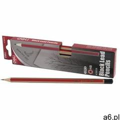Deli Ołówek hb 38038 ostrzony bez gumki (6935205380388) - ogłoszenia A6.pl