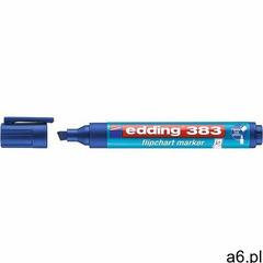 Marker do papieru Edding marker do flipchartów niebieski (383) (4004764013890) - ogłoszenia A6.pl