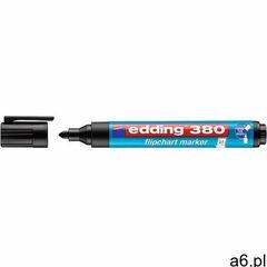 MARKER EDDING 380 CZARNY DO FLIPCHARTÓW (4004764013050) - ogłoszenia A6.pl