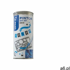 Marker Pintor F SET LB/B/W+szablon, PISW-PT-F SET DECO - ogłoszenia A6.pl