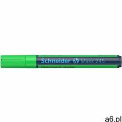 Marker do szklanych tablic maxx 245 2-3mm zielony marki Schneider - ogłoszenia A6.pl