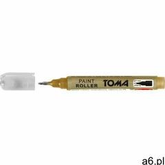 Marker z farbą Paint Roller TO-445 Złoty [12 szt.] - ogłoszenia A6.pl