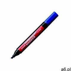 Marker pemanentny Uni marker niebieski (380F) (4902778198131) - ogłoszenia A6.pl