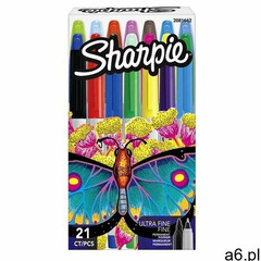 Paper mate Markery sharpie box - 21 kolorów (shp-2079805) - ogłoszenia A6.pl