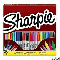 Paper mate Markery sharpie fine kpl 20-kol. (shp-2079809) - ogłoszenia A6.pl
