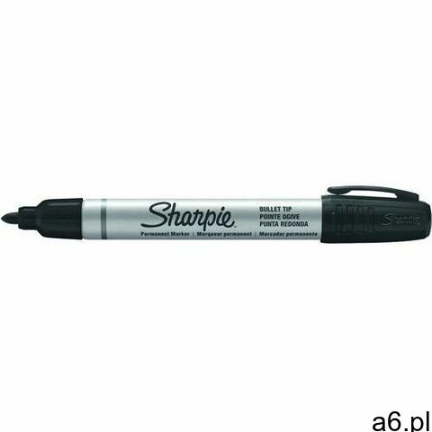 Sharpie Small Marker Metal okrągły Czarny (3501170945728) - 1