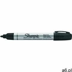 Sharpie Small Marker Metal okrągły Czarny (3501170945728) - ogłoszenia A6.pl