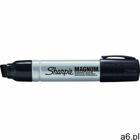 Sharpie sanford brands Sharpie magnum marker metal ścięty czarny (3501170949917) - 1