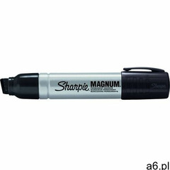 Sharpie sanford brands Sharpie magnum marker metal ścięty czarny (3501170949917) - ogłoszenia A6.pl
