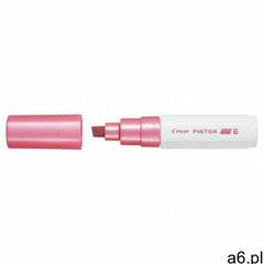 Marker PILOT PINTOR B - różowy metaliczny, PISW-PT-B-MP - ogłoszenia A6.pl