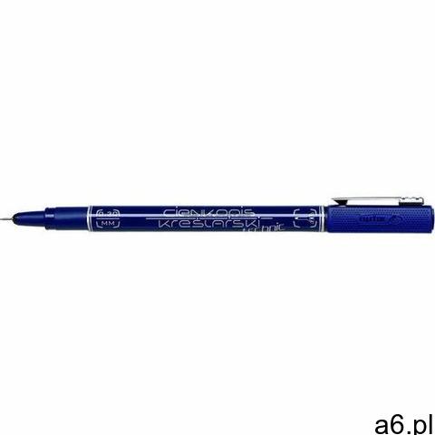 Rystor Cienkopis kreślarski 0,2mm czarny (5907548911124) - 1