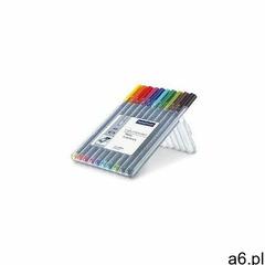 Cienkopis triplus 0,3 mm 10 kolorów marki Staedtler - ogłoszenia A6.pl
