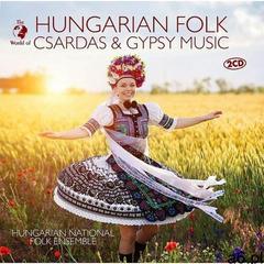 Hungarian National Folk E - Hungarian Folk, Csardas.. (0194111001862) - ogłoszenia A6.pl
