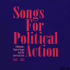 V/A - Songs For Political Actio, 076378 - ogłoszenia A6.pl