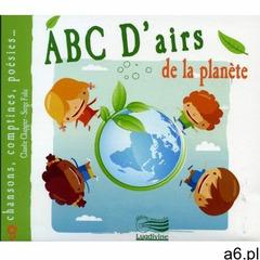 Serge & Claudie Ch Folie - Abc D'airs De La Planete - ogłoszenia A6.pl