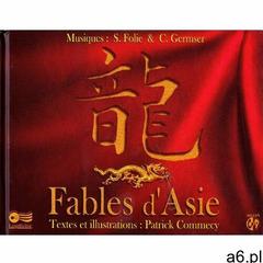 Commecy/Folie/Germser - Fables D'asie -Book+Cd-, R86496 - ogłoszenia A6.pl