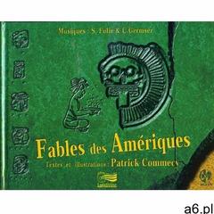 Commecy/Folie/Germser - Fables Des.. -Book+Cd- (9782914040068) - ogłoszenia A6.pl