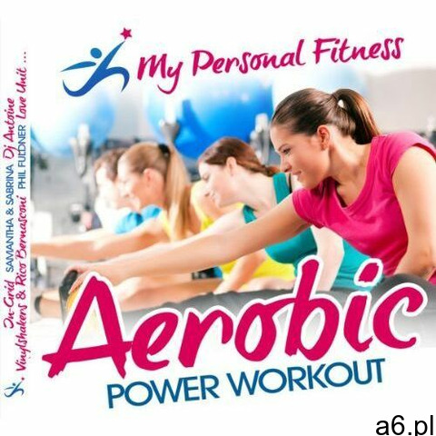 V/A - My Personal Fitness:.., J66219 - 1