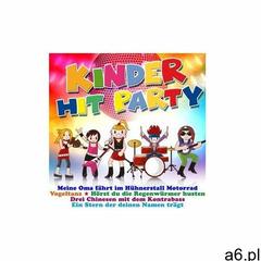 V/A - Kinder Hit Party - ogłoszenia A6.pl