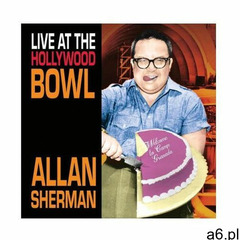 Allan Sherman - Live At The Hollywood.. (0089353503024) - ogłoszenia A6.pl