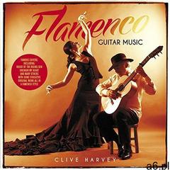 Clive Harvey - Flamenco Guitar Music - ogłoszenia A6.pl