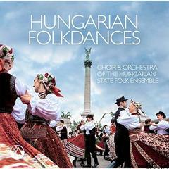 Choir & Orchestra Of The Hungarian State Folk Ensemble - Hungarian Folkdances (0090204528318) - ogłoszenia A6.pl