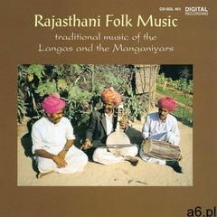 V/A - Rajasthani Folk Music - ogłoszenia A6.pl