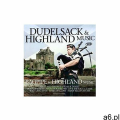 V/A - Bagpipe & Highland Music, W55183 - ogłoszenia A6.pl