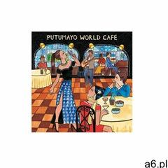 Putumayo Presents - World Cafe - ogłoszenia A6.pl