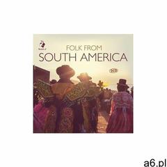 V/A - Folk From South America, Y54915 - ogłoszenia A6.pl