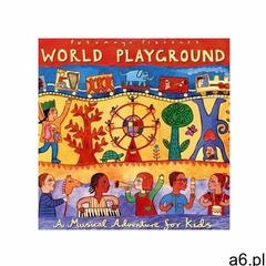 V/A - World Playground 1 (0790248015422) - ogłoszenia A6.pl