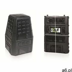 Kompostownik EVOGREEN - czarny poj.850L - IKEL850C-S411- Zamów do 16:00, wysyłka kurierem tego sameg - ogłoszenia A6.pl