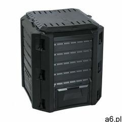 Kompostownik COMPOGREEN - czarny poj.380L - IKL380C-S411- Zamów do 16:00, wysyłka kurierem tego same - ogłoszenia A6.pl