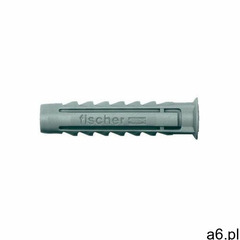 Kołek rozporowy SX 6x30mm S/10 50szt. Fischer 422647 /Bezpieczne zakupy/ 20 lat na rynku/ - ogłoszenia A6.pl