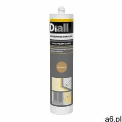 Uszczelniacz do ram Diall 300 ml brązowy - ogłoszenia A6.pl