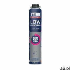 Tytan Piana pistoletowa low expansion 750 ml - ogłoszenia A6.pl