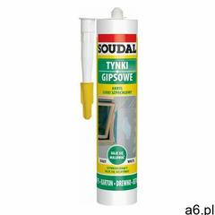 Akryl Soudal lekki szpachlowy 280 ml (5411183157545) - ogłoszenia A6.pl