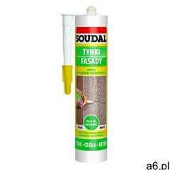Akryl Soudal do tynków 280 ml (5411183157231) - ogłoszenia A6.pl