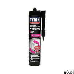 Tytan szpachla uszczelniająca x-treme bezbarwna 300ml marki Selena - ogłoszenia A6.pl
