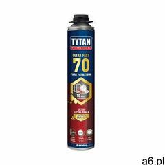 Pianka poliuretanowa ultra fast 70 pistoletowa 870 ml marki Tytan - ogłoszenia A6.pl