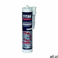 Uszczelniacz dekarski Bezbarwny 310 ml TYTAN PROFESSIONAL (8711595106030) - ogłoszenia A6.pl
