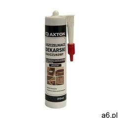 Axton Uszczelniacz dekarski bitumiczny brązowy 310 ml (5901171134400) - ogłoszenia A6.pl